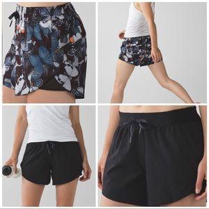 Lululemon Go The Distance Reversible Shorts, 6